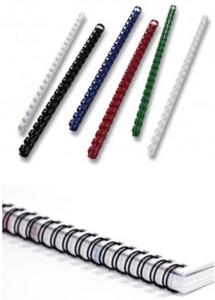 Брошюровка на пластиковую или металлическую пружины